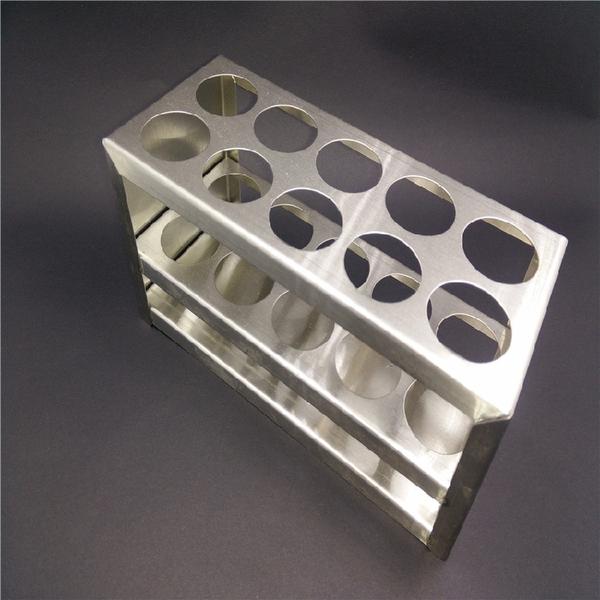 不鏽鋼試管架