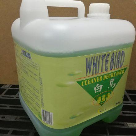 白鳥除油清潔劑
