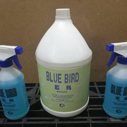藍鳥全能清潔劑