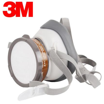 3M防毒面具1201