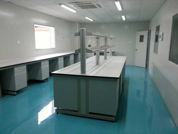 實驗室中央台