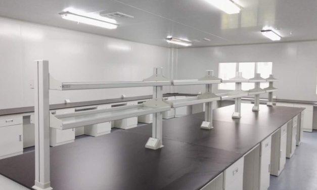 實驗室中央台A