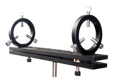 FGA-3 二維俯仰激光管架 二維激光管架 激光調整架