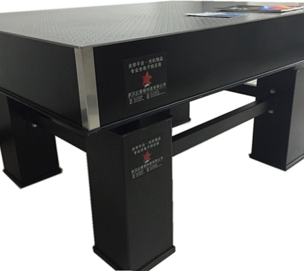 HGZT固體阻尼隔振光學平台