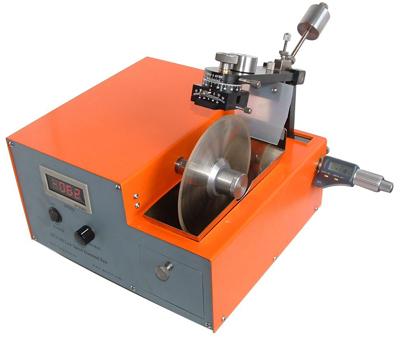 SYJ-160金相低速金刚石切割机